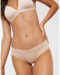 THINX Period Proof Cheeky Brazilian Brief - Natural