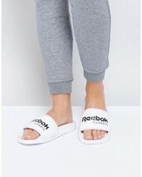 Reebok - Sandals - Lyst