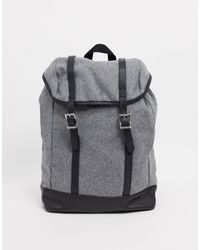ASOS Backpack - Gray
