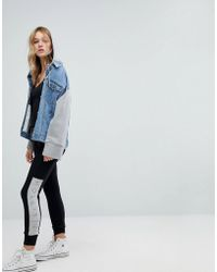 Hollister - Sporty Skinny Trackpant - Lyst