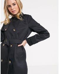 ASOS Trench Coat - Black