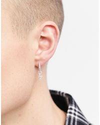 Icon Brand Earrings - Multicolour