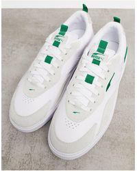 PUMA Oslo Pro - Leren Sneakers - Wit