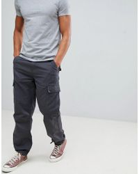 Element Legion Cargo Pant In Gray