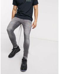 New Look - Jean seconde peau - Lyst