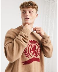 Tommy Hilfiger Collections - Pull ras - Marron