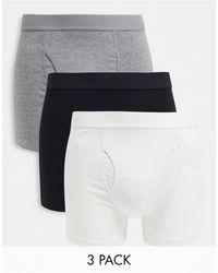 Weekday - Johnny 3-pack Boxer Set - Lyst