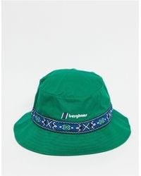 Berghaus Aztec Bucket Hat - Green