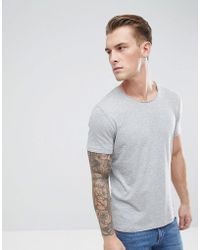 Esprit - Organic T-shirt With Raw Edge - Lyst