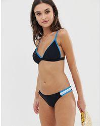 Glamorous Bikini Bottom - Blue