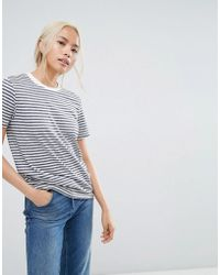 SELECTED - My Perfect Tee - Lyst