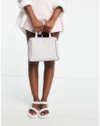 Fiorelli Halle Mini Grab Bag - White