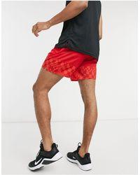 Nike Football Nike Soccer Woven Short - Red