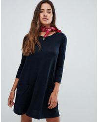 Abercrombie & Fitch - Cozy Pocket Front Dress - Lyst