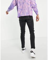 Wrangler Bryson Skinny Fit Jeans - Black