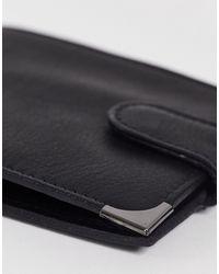 Farah Bifold Wallet - Black