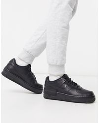 Nike Air Force 1 Low Sneaker - Black