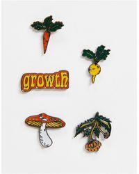 ASOS Pines multicolores con diseños
