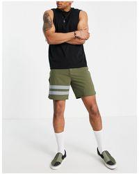 Hurley Phantom Block Party 18' Board Shorts - Green