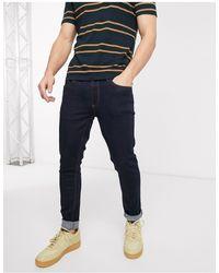 River Island Jeans skinny lavaggio blu