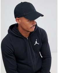 Nike Черная Кепка Nike -черный