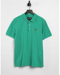 Lyle & Scott - Marl Polo Shirt - Lyst