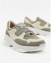 SELECTED Chunky Trainer - Multicolour