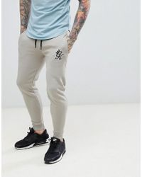 Gym King - Tracksuit Bottom In Rock - Lyst