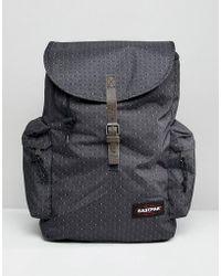 Eastpak - Austin Backpack With Stitch Dot Print 18l - Lyst