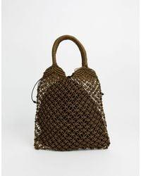 Oasis - Сумка-шоппер -коричневый - Lyst