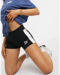 PUMA Short Shorts - Black