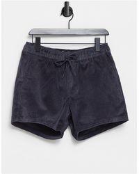 ASOS Shorter Shorts - Grey