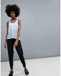 Nike - Dry Essential Trousers In Black - Lyst