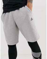 adidas Originals Adidas – Training ID Stadium – e Shorts - Grau