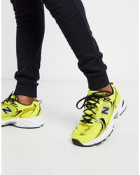 New Balance 530 Sneakers - Geel