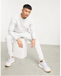 ASOS Tracksuit - White