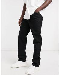 J.Crew 1040 Slim Athletic Fit Stretch Non-selvedge Jeans - Black