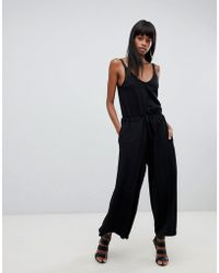 G-Star RAW - Wide Leg Jumpsuit - Lyst