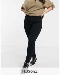 Brave Soul Pam Jeans - Black