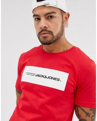 34b314e0 Core Printed Logo T-shirt In Red
