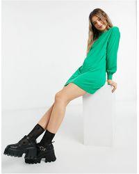 New Look - Sweat Dress - Lyst