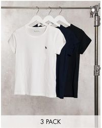 Abercrombie & Fitch Multipack - Azul
