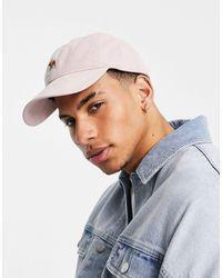 Abercrombie & Fitch Cappellino rosa con logo