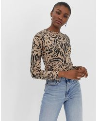 ASOS Knitted Sweater - Multicolour