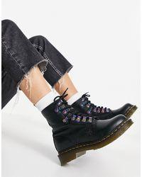 Dr. Martens Черные Ботинки 1460 Pascal-черный Цвет