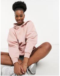 ONLY Oversized Hoodie - Pink