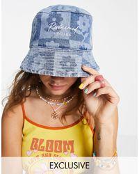Reclaimed (vintage) Sombrero - Multicolor