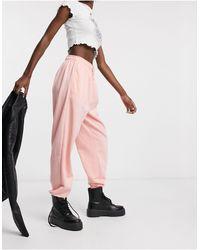 TOPSHOP joggers - Pink
