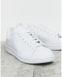 adidas Originals Белые Кроссовки - Белый