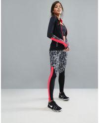 ELLE Sport - Colour Pop Print Gym Leggings - Lyst